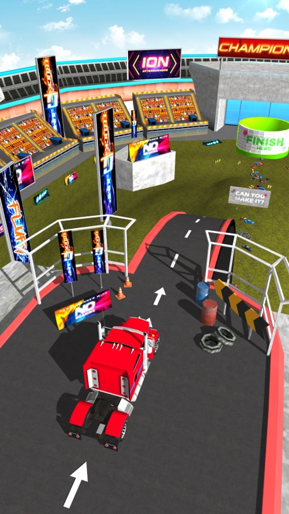 Stunt Truck Jumping screenshot-0