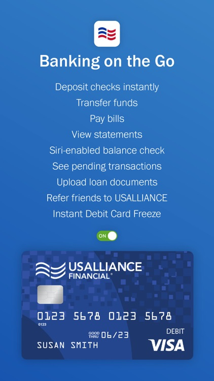 USALLIANCE FCU screenshot-3