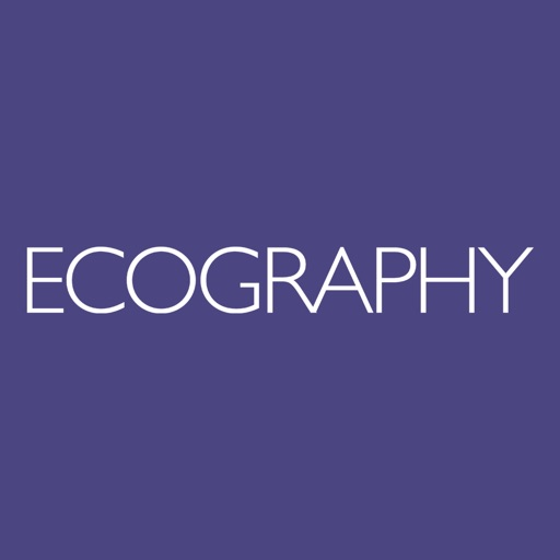 Ecography