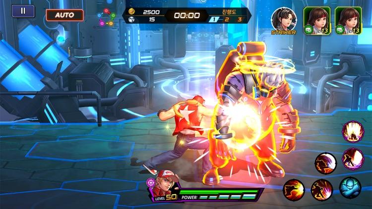 킹 오브 파이터 올스타 screenshot-4