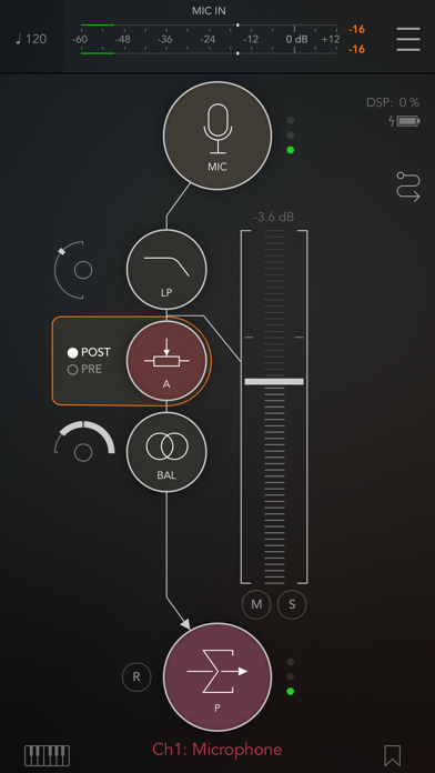 Screenshot #2 pour AUM - Audio Mixer