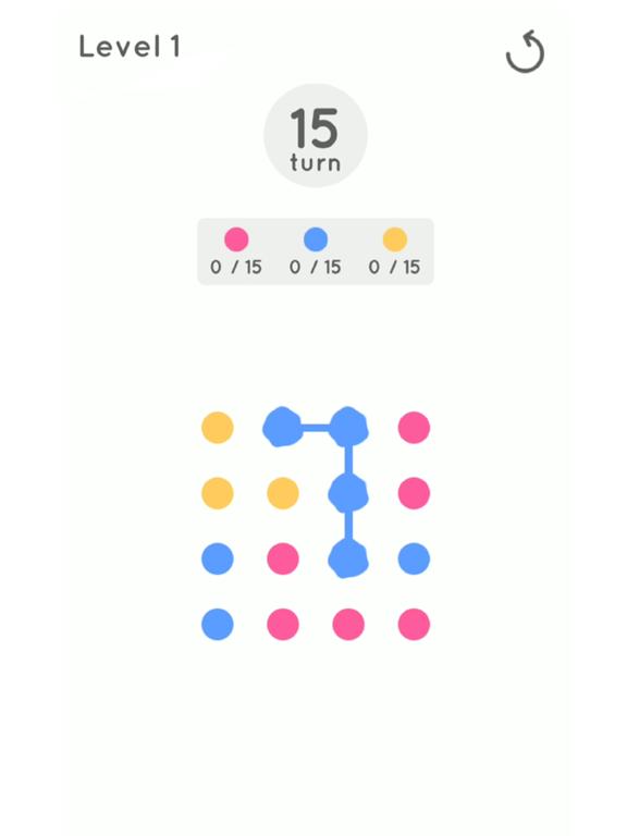 Paint Dots - paint dots screenshot 4