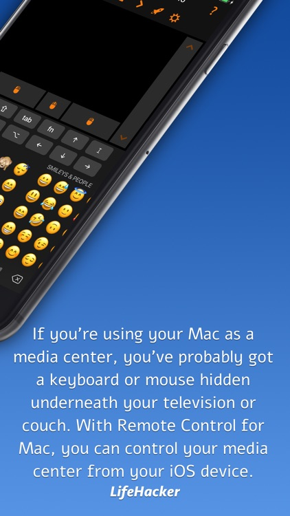 Remote control for Mac screenshot-2