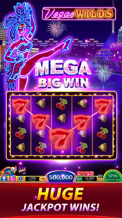 Wild Cherry Slots & Puzzles screenshot-3