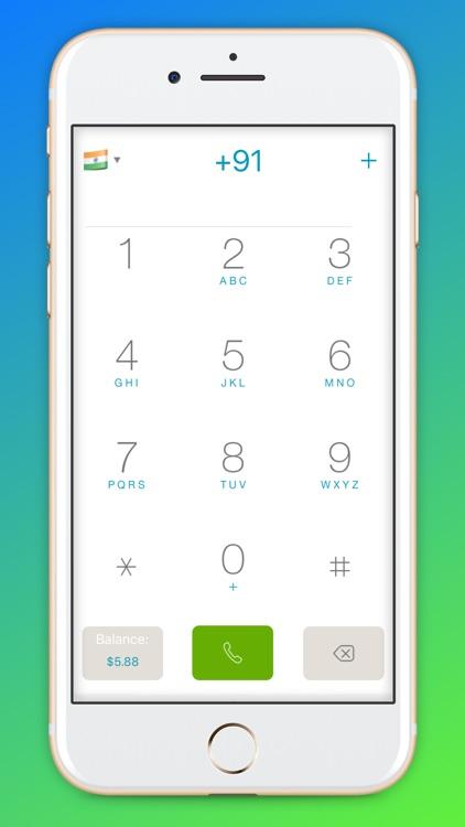 Flycafone : Calling App screenshot-3