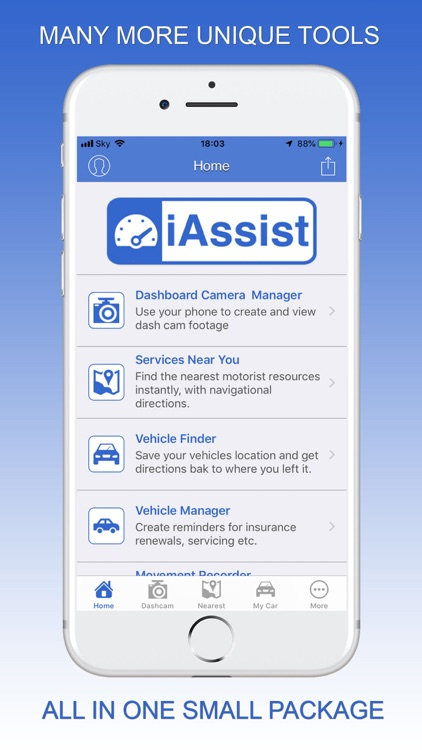 iAssist Motor screenshot-5