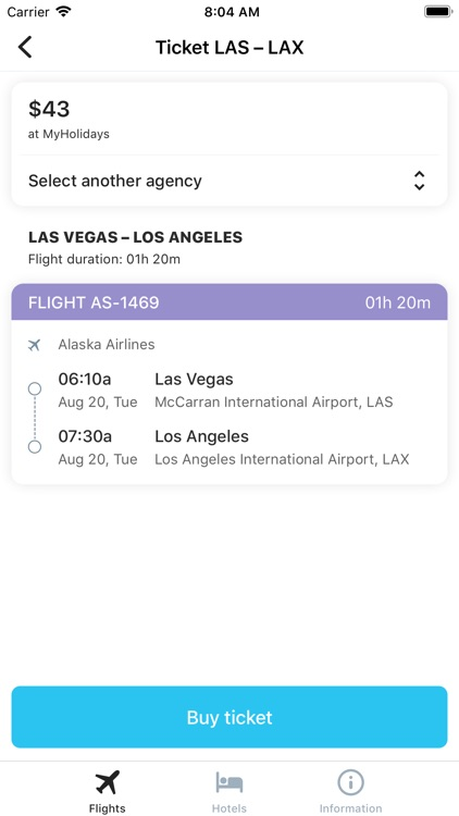 Cheap Plane Tickets screenshot-3