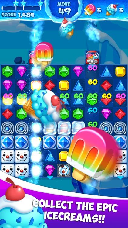 Jewel Pop Mania: Match3Puzzle! screenshot-4