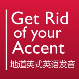 Get Rid of your Accent UK1 CHN