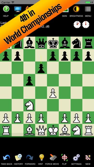 チェス - Pro - 2人 リアル キン... screenshot1