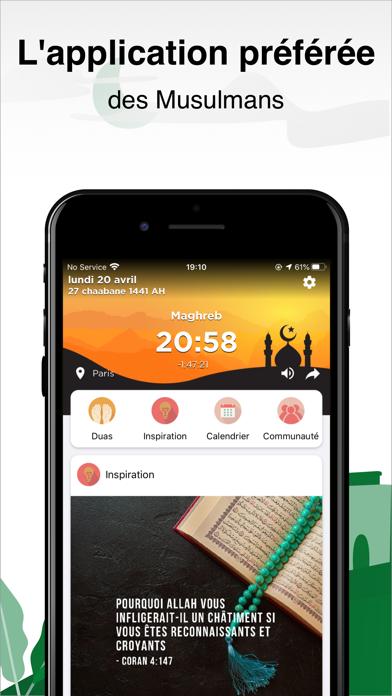 Télécharger Muslim Pro: Coran, Azan, Duas pour Pc