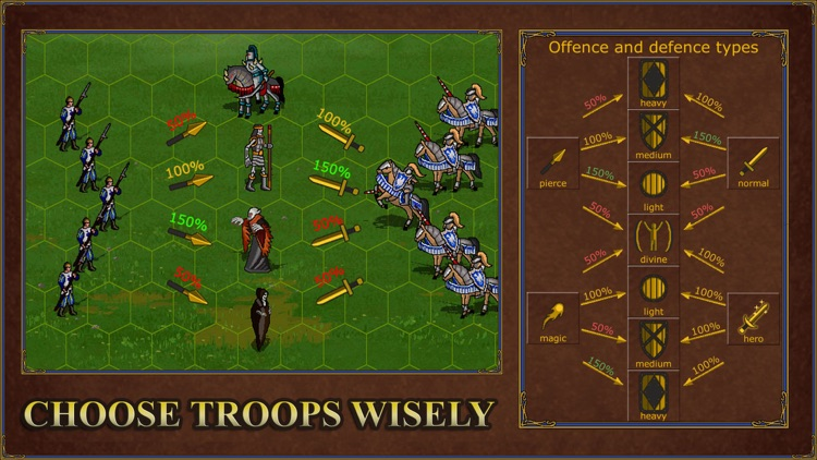 Castle Fight: Heroes 3 arena screenshot-4