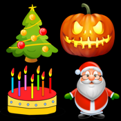 Holiday Greetings app review