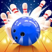 Galaxy Bowling HD icon