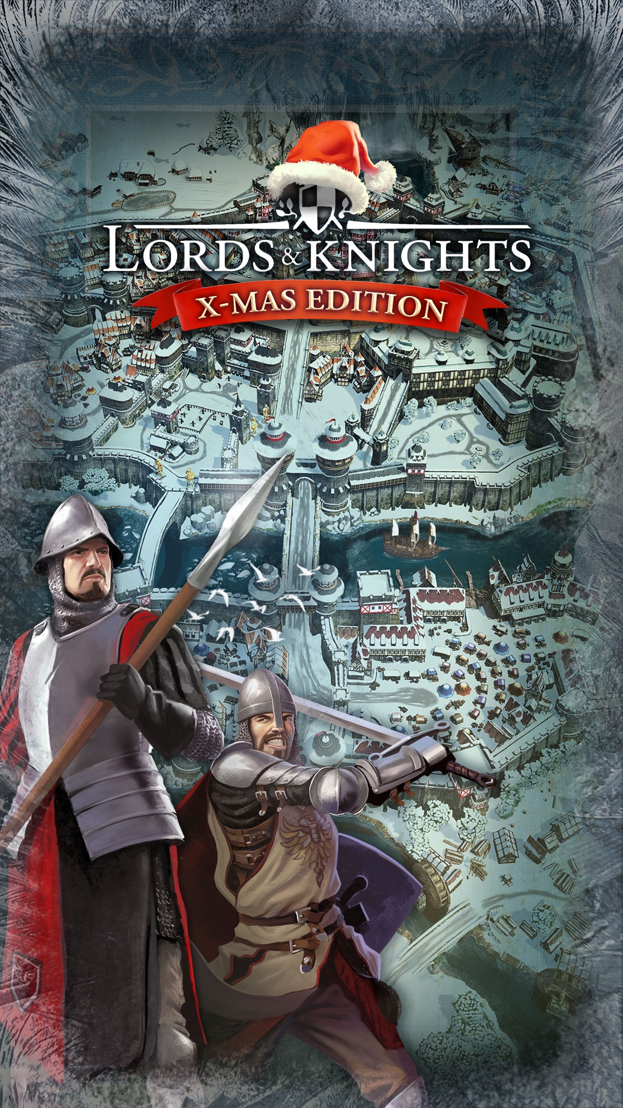 Lords & Knights - X-Mas Screenshot