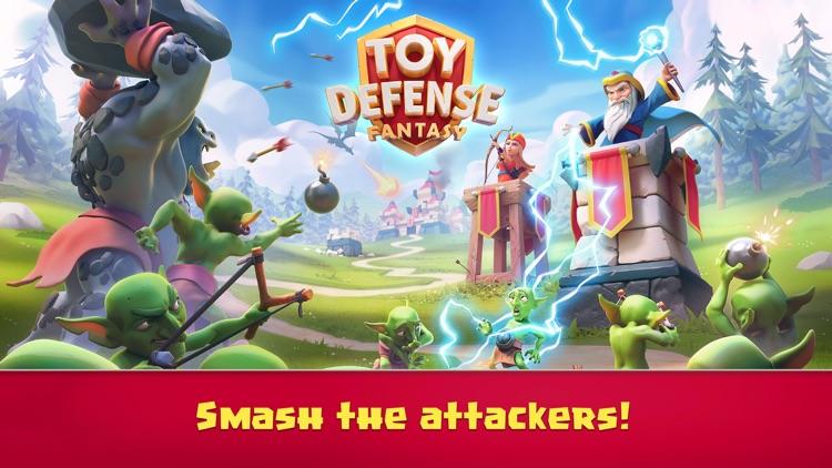 Toy Defense Fantasy — TD Tower screenshot-4