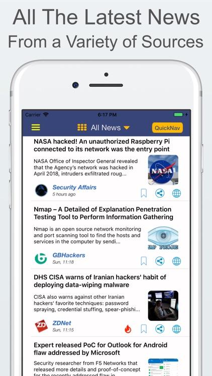 CyberNews - Cyber Security screenshot-6