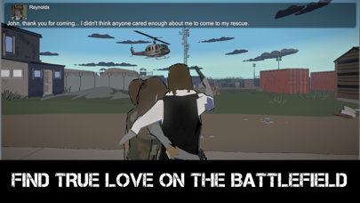 Screenshot from Grey's War : Justification