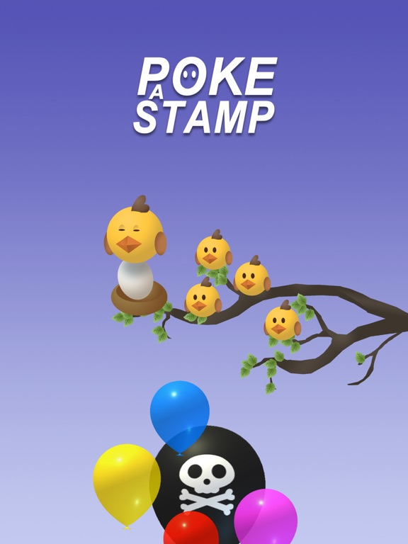Poke Balloon:Rise up screenshot 6