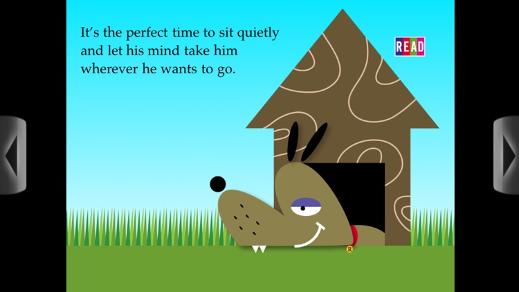 Randy the Daydreaming Dog screenshot-3