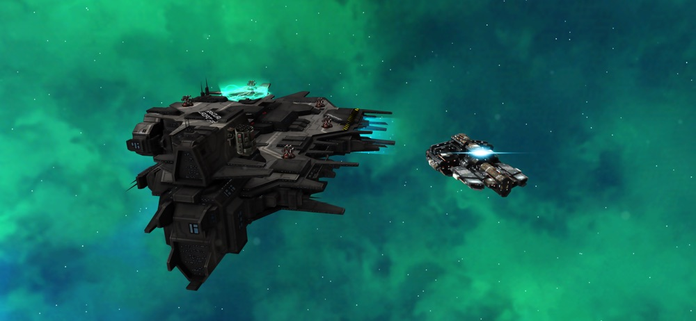 Starlost – Space Shooter