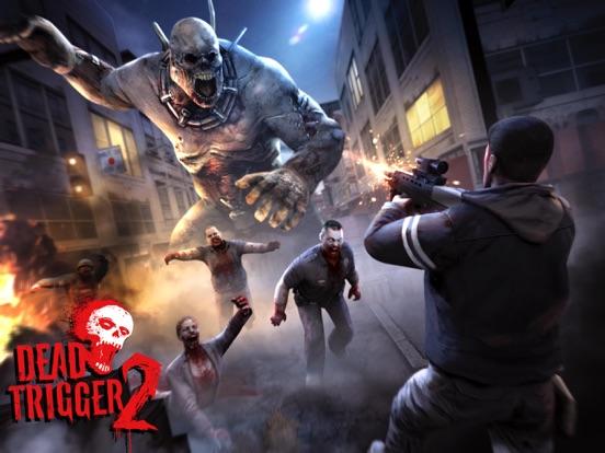 DEAD TRIGGER 2: шутер с зомби на iPad