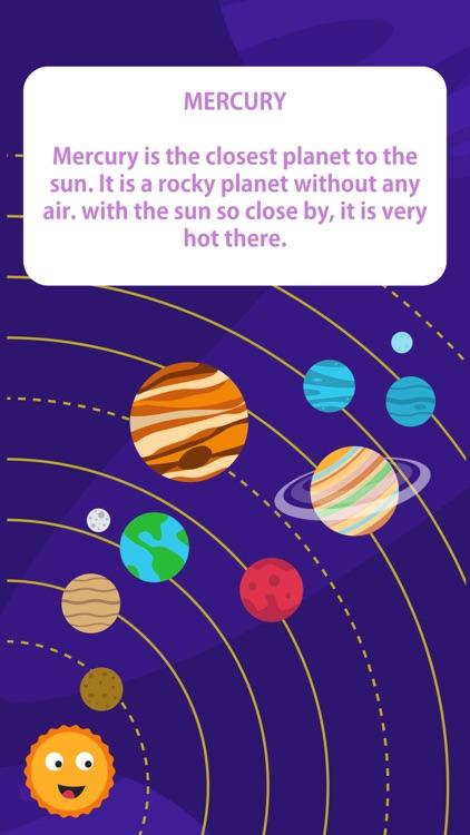 Kids Solar System - premium