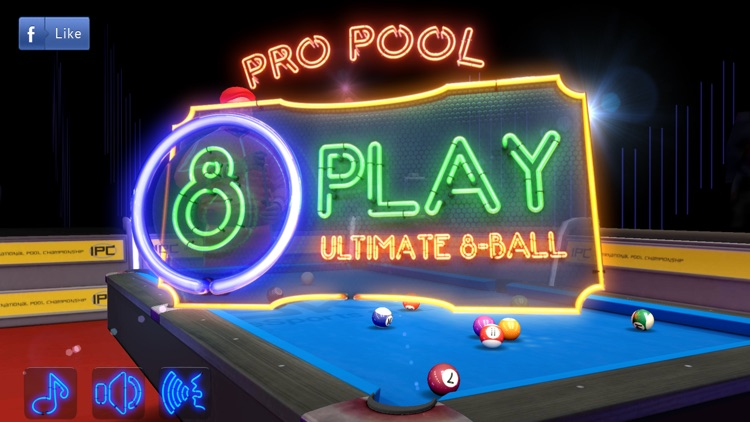 Pro Pool - Ultimate 8 Ball screenshot-0