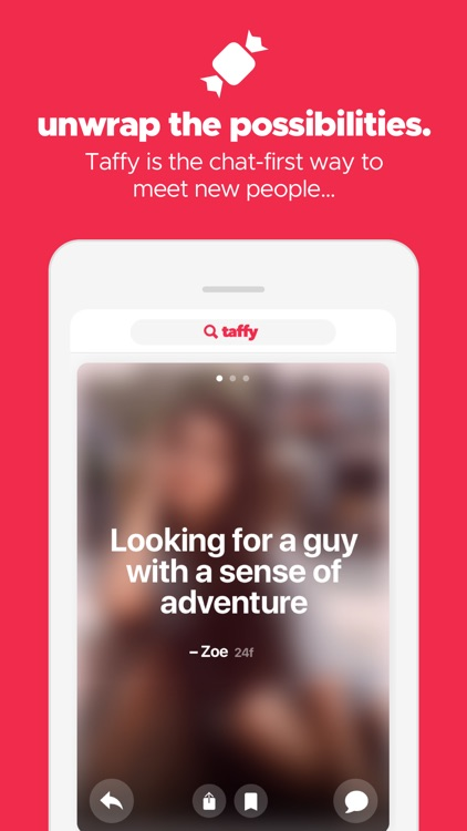 Taffy - Meet, Chat and Date
