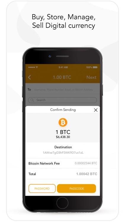 Spend App screenshot-5