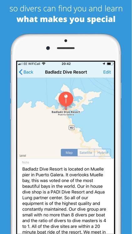 Splash Dive Log screenshot-6