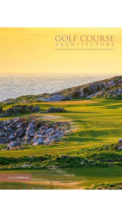 Golf Course Architecture screenshot-5