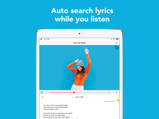 Mu - Online Music Video Player | App Price Drops