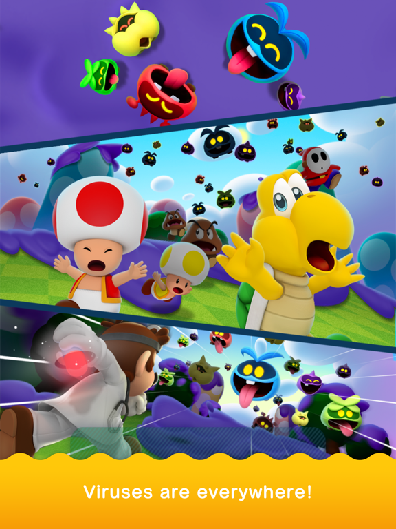 Dr. Mario World screenshot 12