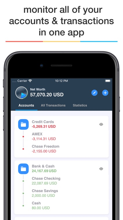 MoneyWiz 3 - Personal Finance screenshot-0