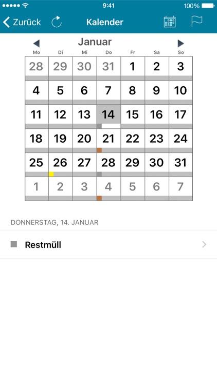 AbfallApp BK screenshot-4