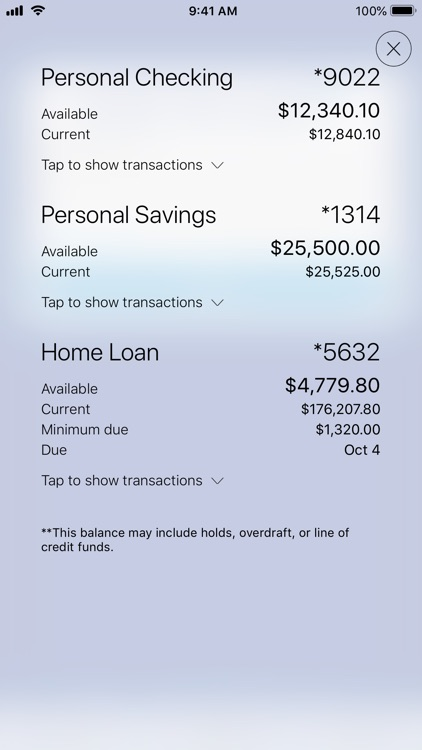 Sound Credit Union Mobile screenshot-0