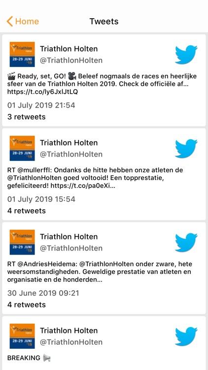 Triathlon Holten screenshot-3