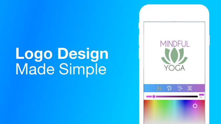 LogoMaker: Logo Creator editor screenshot-4