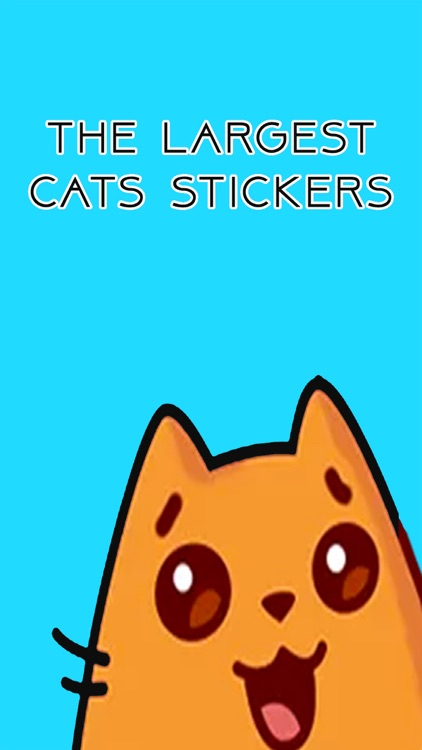 Famous Cats Stickers