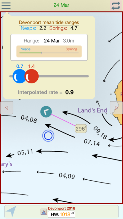 IStreams Lands End app image