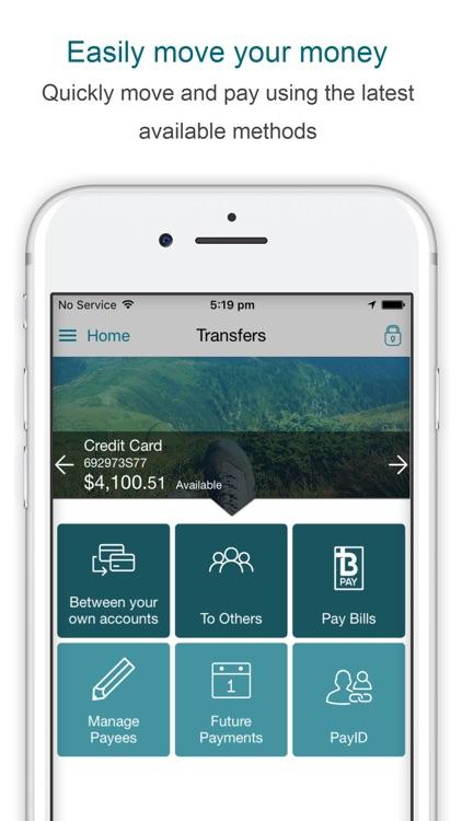 Regional Australia Bank screenshot-3