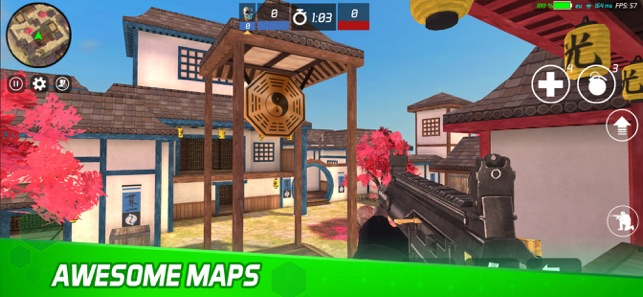 MaskGun Multiplayer FPS on the App Store