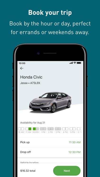 Zipcar screenshot-3