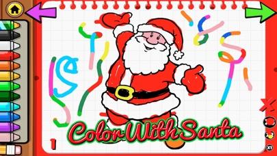 Color With Santa screenshot 2