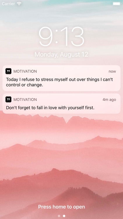 Motivation - Daily quotes screenshot-7