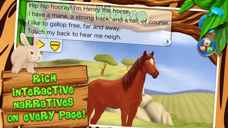 Zoo Animals Flash Cards screenshot-3