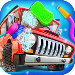 Car Washing - Mechanic Game