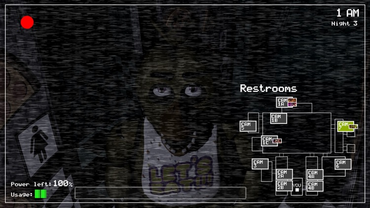 Five Nights at Freddy's screenshot-1