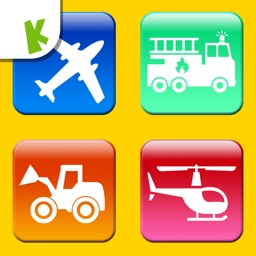 Transport Puzzle Game for Kids